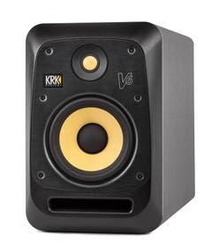 """KRK V6 S4 6"""" Powered Studio Monitor (Pair)"""