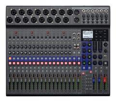 Zoom LiveTrak L-20 Digital Recording Mixer
