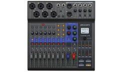 Zoom LiveTrak L-8 Digital Recording Mixer