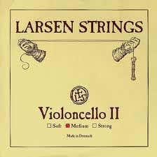Larsen 4/4 Size Cello strings Set Medium