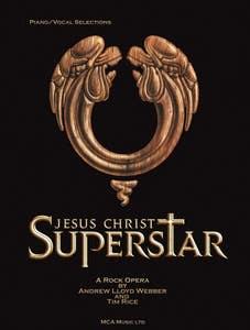 jesus christ superstar vocal sel pvg / LLOYD WEBBER (MCA MUSIC LTD)