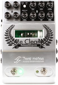 Two Notes Le Clean Dual Channel Tube Preamp