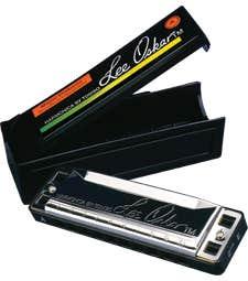Lee Oskar F-Sharp Diatonic 10 Hole Harmonica