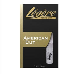 Legere American Cut Alto Sax Reed - Grade 2.0