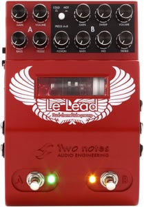 Two Notes Le Lead Dual Channel Tube Preamp