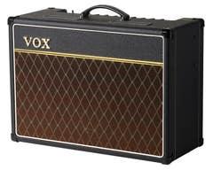 VOX AC15 1x12 Guitar Amp Combo w/ Celestion Alnico Blue Speaker