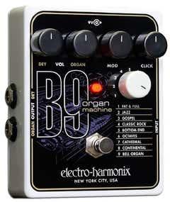 Electro Harmonix B9 Organ Machine Effects Pedal