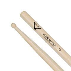 Vater 7A Wood Tip Manhattan Drumsticks (VP-VH7AW)