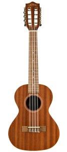 Lanikai Mahogany Series 8-String Tenor Ukulele - Natural Satin Finish