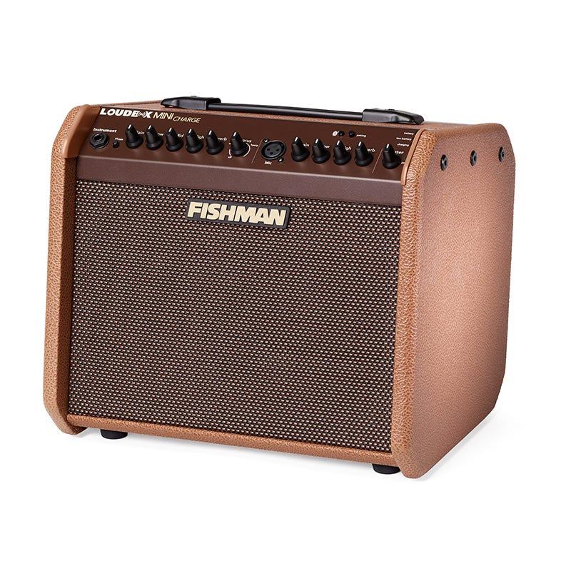 Fishman Loudbox Mini Charge Portable Acoustic Amplifier