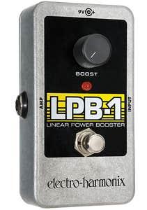 Electro Harmonix LPB-1 Linear Power Booster Pedal