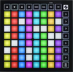 Novation LaunchPad Mini Compact 64-Pad Grid Controller for Ableton (Mk3)