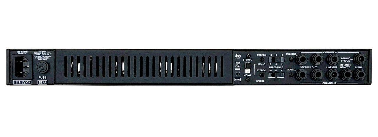 Fryette Amplification LX-II Stereo 50w Valve Power Amp