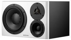 "Dynaudio LYD48 3-Way 8"" Studio Monitor - White (Right)"