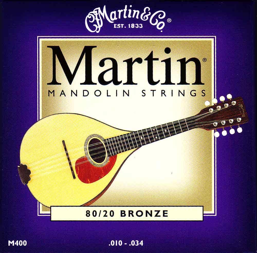Martin Mandolin strings Set - Light 10/34