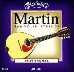 Martin Mandolin String Set - Light 10/34