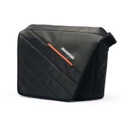 Mono Stealth Relay Messenger Bag - Black