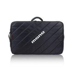 Mono PFX Medium Pedalboard w/Tour 2.0 Case - Silver
