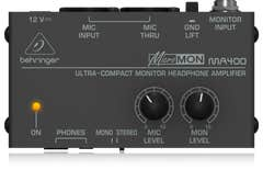 Behringer MA400 Compact Headphone Amp