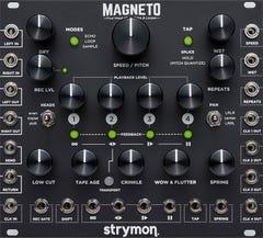 Strymon Magneto Four Head dTape Echo & Looper Eurorack Module