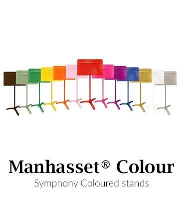 Manhasset Symphony Music Stand - Pink