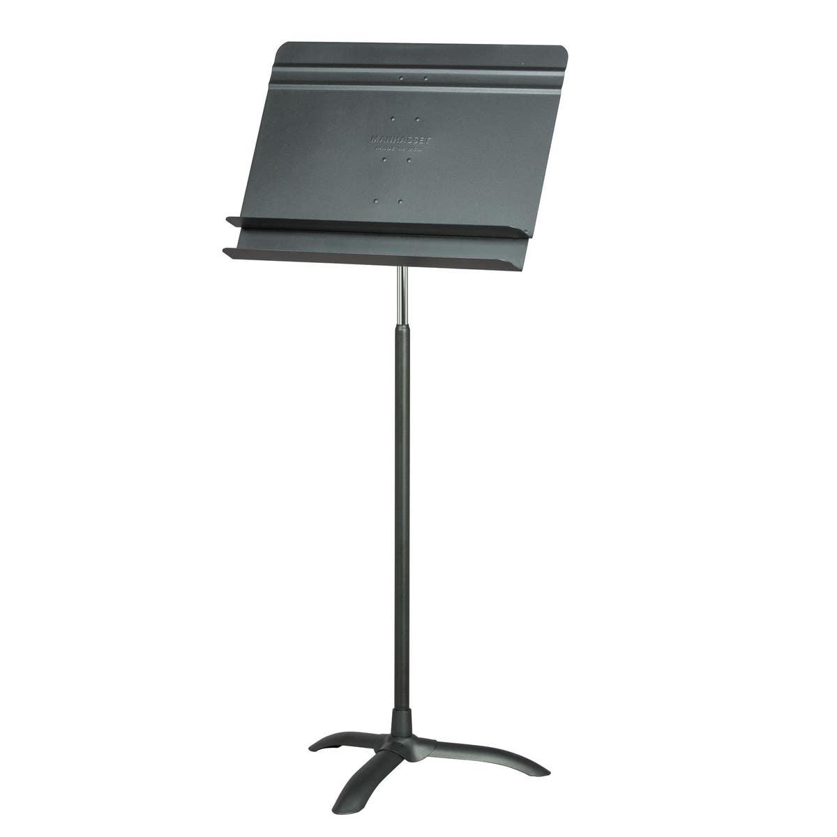 manhasset music stand - double shelf