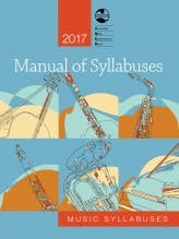 AMEB Syllabuse 2017