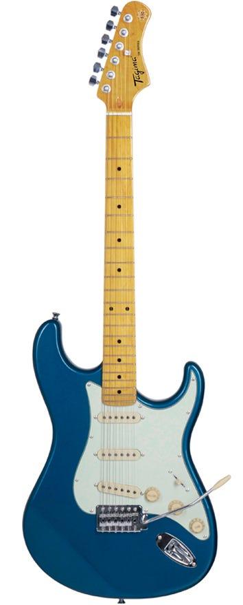 Tagima Guitars TG-530 Electric Guitar - Lake Placid Blue
