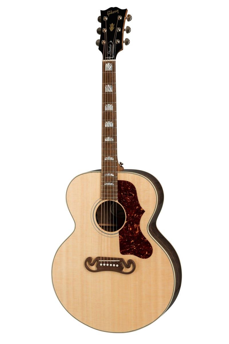 Gibson Montana SJ-200 Studio Walnut - Antique Natural