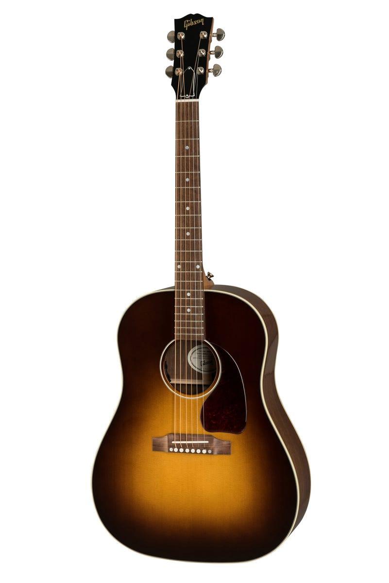 Gibson Montana J45 Studio Walnut - Walnut Burst