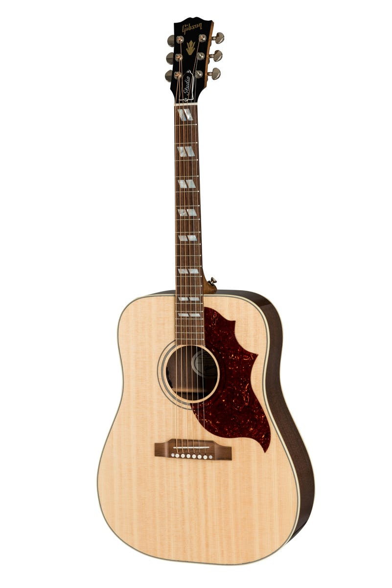 Gibson Montana Hummingbird Studio Walnut - Antique Natural