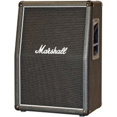 """Marshall MX212A Vertical 2x12"""" Angled Speaker Cabinet"""