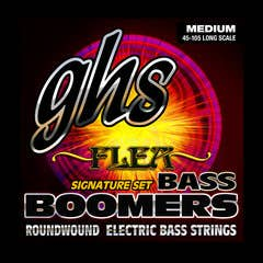 GHS Bass Boomers FLEA signature 45-105 String Set