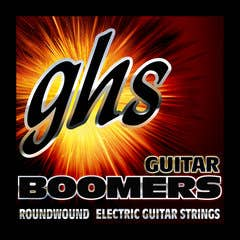 GHS Guitar Boomers 12-52 Electric String Set