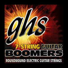 GHS Guitar Boomers 7-String Set 10-60