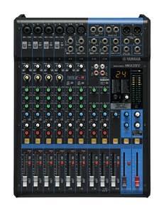 Yamaha MG12XU Mixer w/ Digital FX and USB