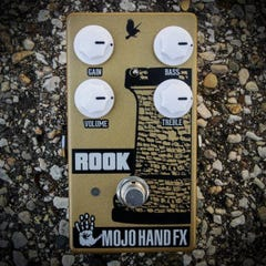 Mojo Hand FX Rook Overdrive Pedal