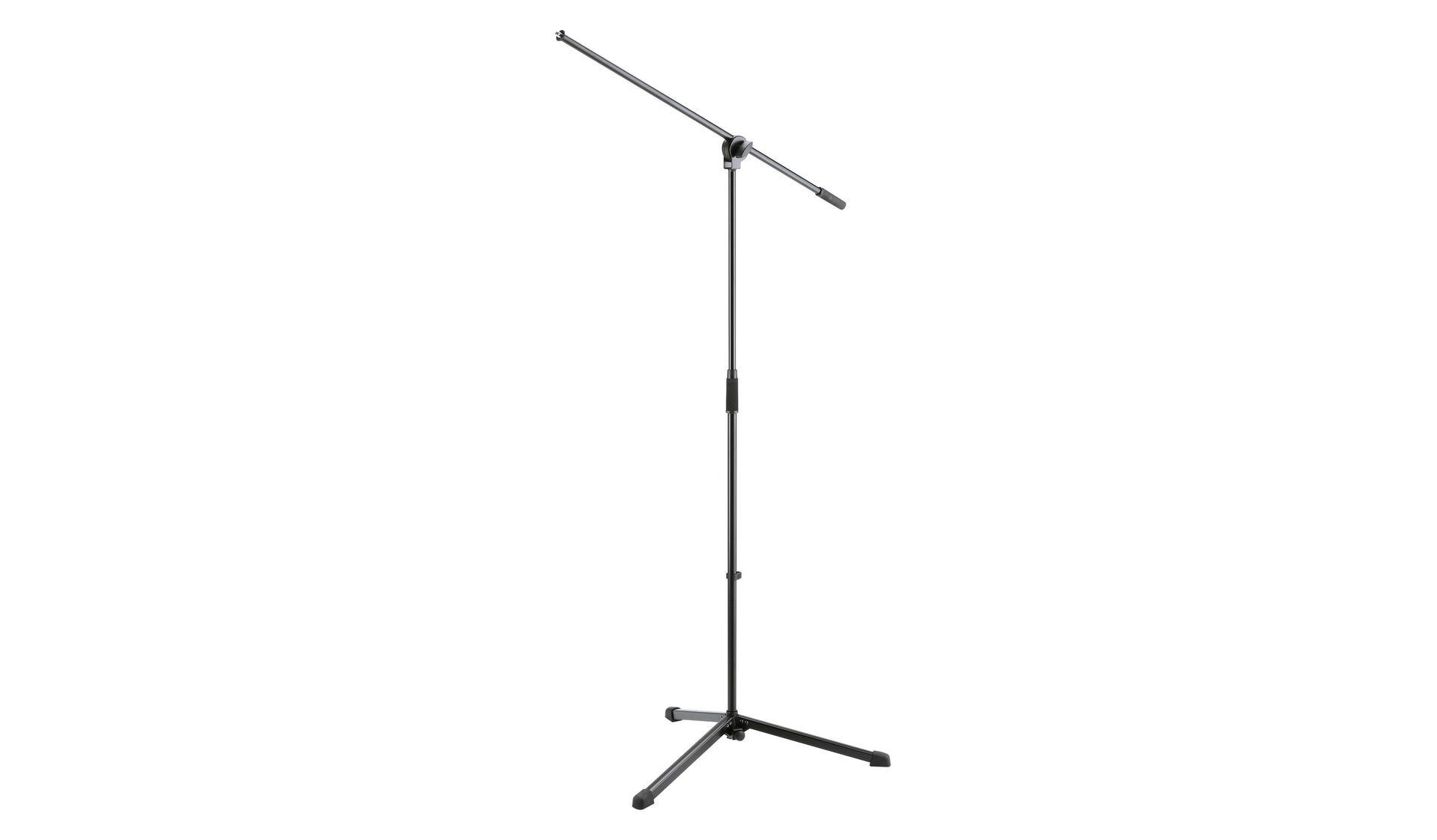 K&M Microphone Stand - Black (KM 25400)