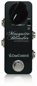 One Control Mosquite Blender with BJF Buffer
