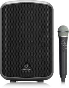 Behringer Europort MPA 100BT 100W Speaker with Microphone