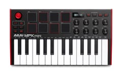 AKAI MPK Mini MK3 Portable Controller Keyboard