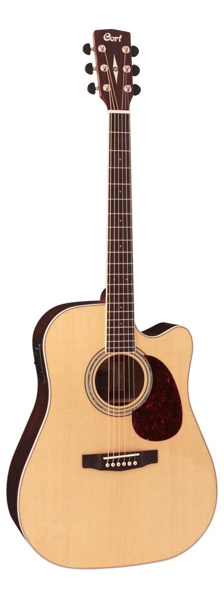 Cort MR710F Acoustic Electric Guitar w/Case