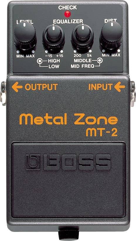 Boss MT-2 Metal Zone (MT2)