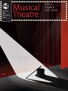 musical theatre grade 4 series 1 ladies / ameb