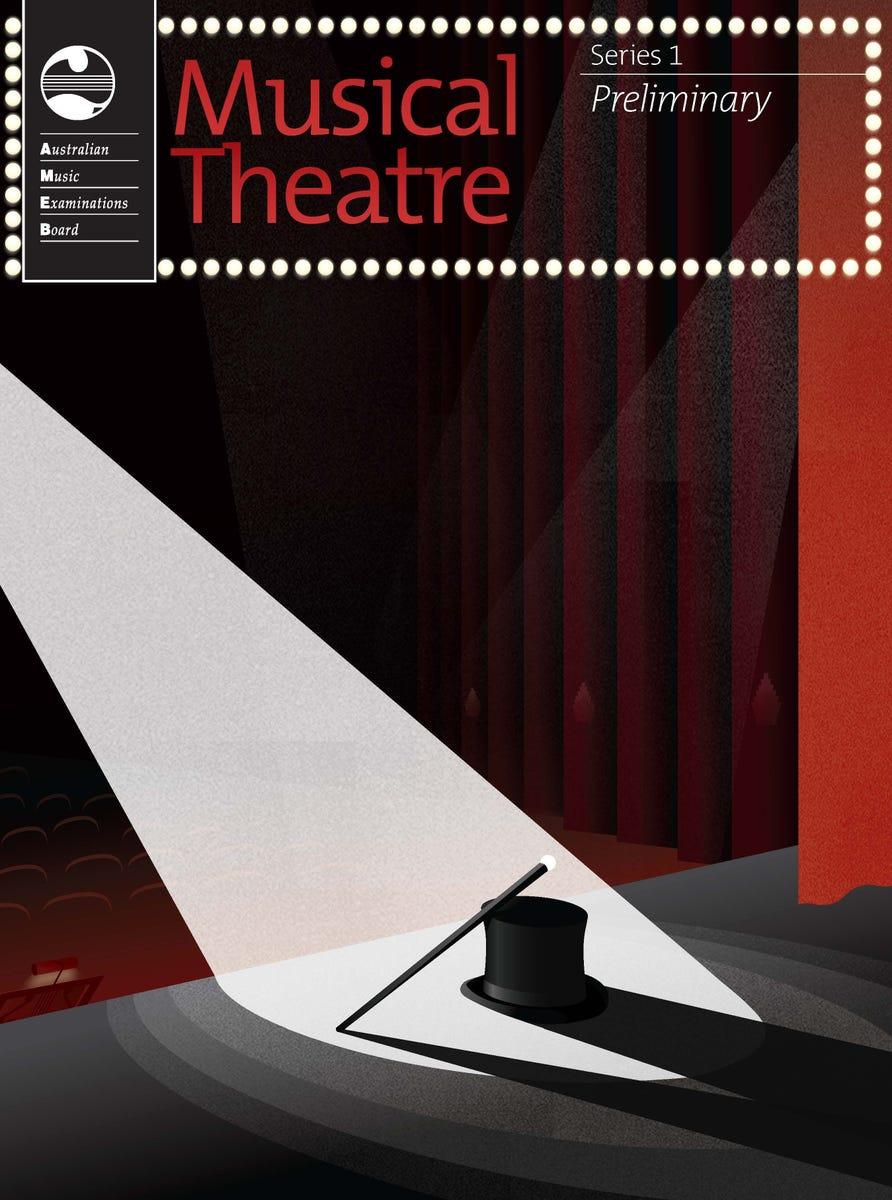 musical theatre preliminary series 1 / ameb