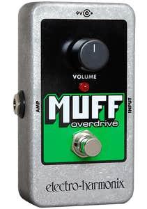 Electro Harmonix Muff Overdrive/Fuzz Pedal
