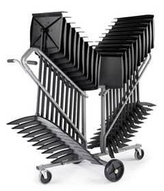Wenger Large Sheet Music Stand Cart (W039C203)