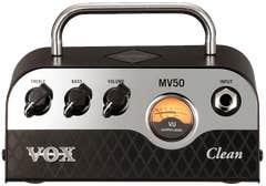 Vox MV50 CL 50w NuTube Amp Head - Clean