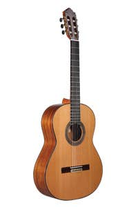 Altamira Guitars N500 All-Solid Classical / Nylon String Guitar - Cedar/Ovangkol
