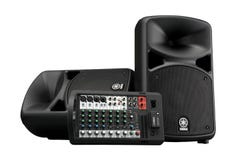 Yamaha Stagepas 600BT Portable PA System w/BlueTooth